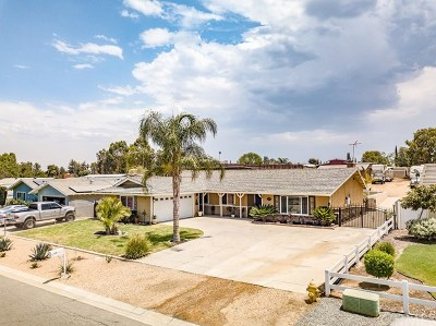 Norco Single Family Home For Sale: 5023 California Avenue
