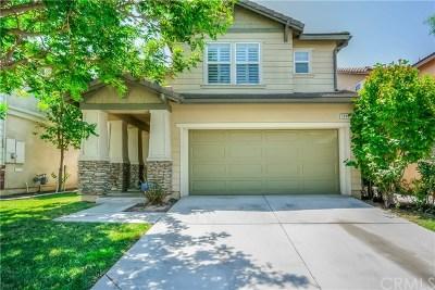 Corona Single Family Home For Sale: 1049 Bolton