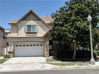 Chino Single Family Home For Sale: 7998 Beacon Street
