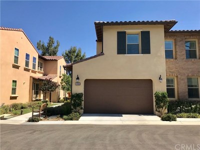Chino Hills Condo/Townhouse For Sale: 2356 Crystal Pointe