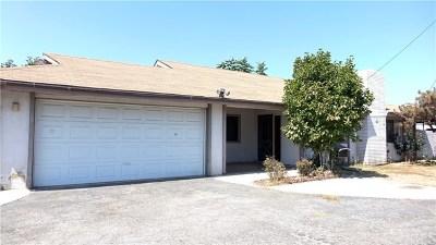 San Gabriel Single Family Home For Sale: 5316 N Burton Avenue