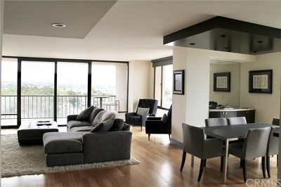 Newport Beach, Newport Coast, Corona Del Mar Condo/Townhouse For Sale: 601 Lido Park Drive #6D
