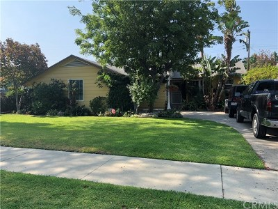 Pomona Single Family Home For Sale: 924 Russell Place