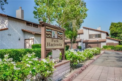 Upland Condo/Townhouse For Sale: 930 N Redding Way #F