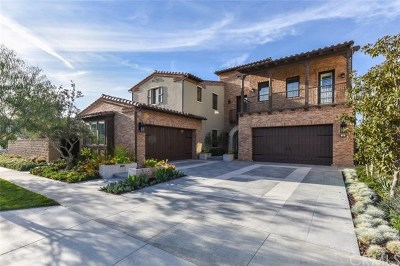 Irvine Single Family Home For Sale: 115 Shady Arbor