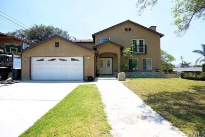 Pomona Single Family Home For Sale: 1498 Val Vista Street