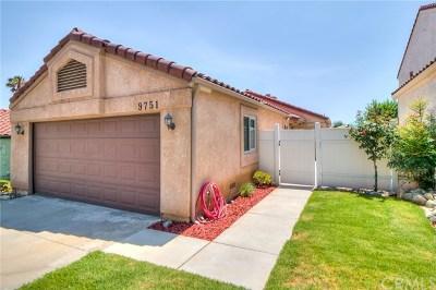Rancho Cucamonga Single Family Home For Sale: 9751 Willow Wood Drive