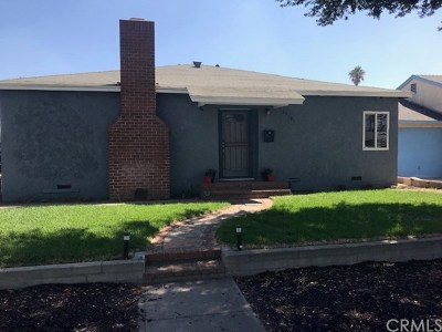 Chino Single Family Home For Sale: 13101 12th St.