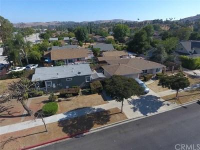 Pomona Multi Family Home For Sale: 1301 S Hamilton Boulevard