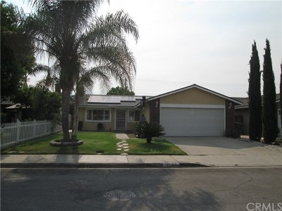 Chino Single Family Home For Sale: 13584 Wilbur Avenue