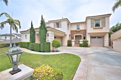 West Covina Single Family Home For Sale: 1612 Green Ridge Terrace