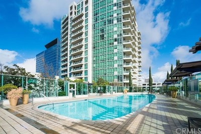 Marquee At Park Place (Marq) Condo/Townhouse For Sale: 3141 Michelson Drive #1503