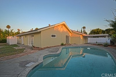 Anaheim Single Family Home For Sale: 2653 W Trojan Place