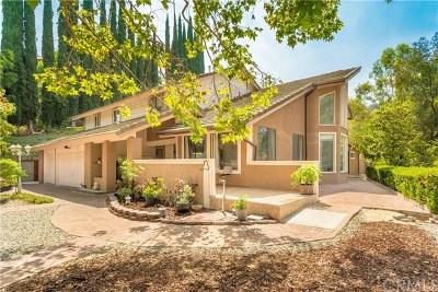 Covina Single Family Home For Sale: 19970 E Limecrest Drive