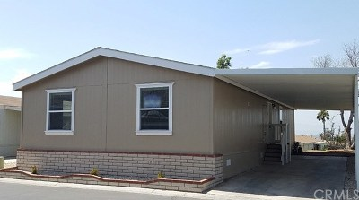 Riverside Mobile Home For Sale: 4080 Pedley Road