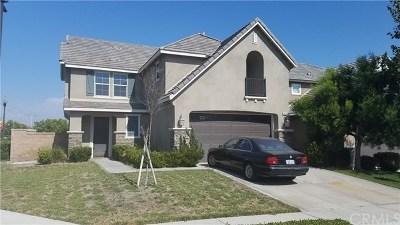 Fontana Single Family Home For Sale: 5513 Hartness Court