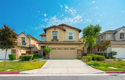 Chino Single Family Home For Sale: 6975 Montego Street