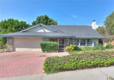 Hacienda Heights Single Family Home For Sale: 1938 Placentia Drive