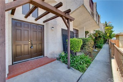 Monterey Park Condo/Townhouse For Sale: 413 N Ynez Avenue #C