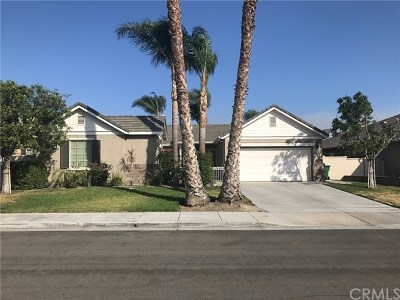 Eastvale Single Family Home For Sale: 5918 Milana Drive