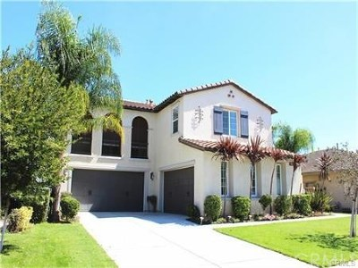 Eastvale Single Family Home For Sale: 8252 Ivy Springs Ct