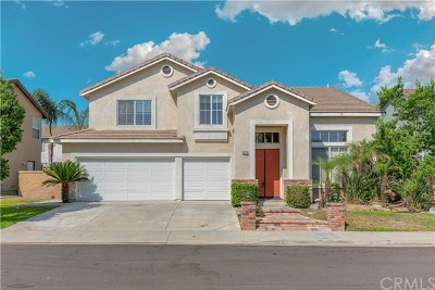 Chino Hills Single Family Home For Sale: 16632 Brambleberry Court