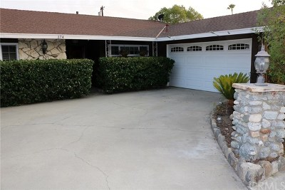 Upland Single Family Home For Sale: 174 E 19th Street