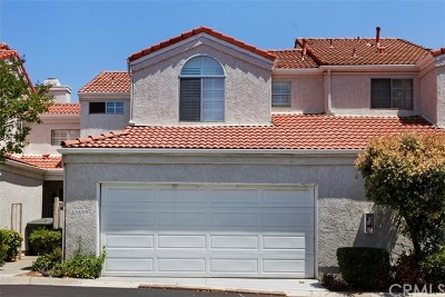 Chino Hills Condo/Townhouse For Sale: 13196 Spire Circle