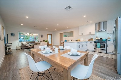 Long Beach Single Family Home For Sale: 3402 Volk Avenue