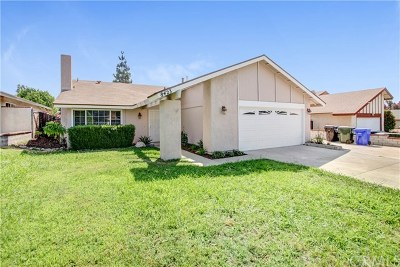 Rancho Cucamonga Single Family Home For Sale: 8423 Comet Street