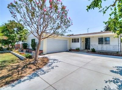 Hacienda Heights Single Family Home For Sale: 14612 Novak Street