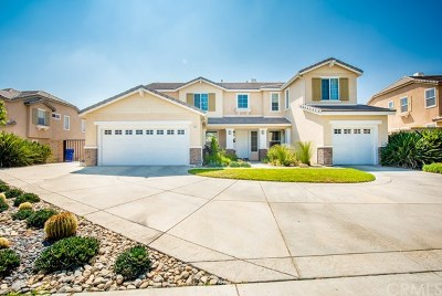 Rancho Cucamonga Single Family Home For Sale: 5800 Eaglewood Place