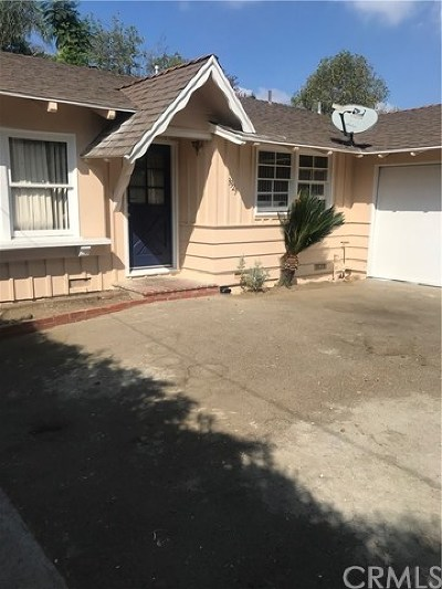 Panorama City Single Family Home For Sale: 8323 Kester Avenue