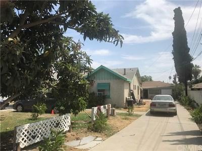 Baldwin Park Single Family Home For Sale: 4114 Walnut Street