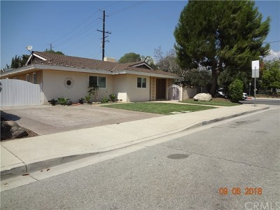 Pomona Single Family Home For Sale: 2169 Armour Street