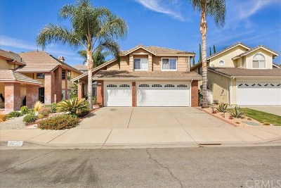 Chino Hills Single Family Home For Sale: 14720 Morningfield Drive