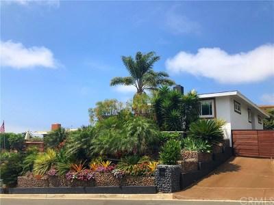 San Clemente Single Family Home For Sale: 121 E Avenida San Juan