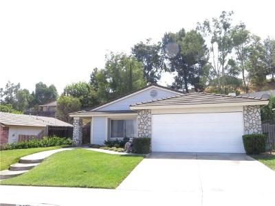 Diamond Bar Single Family Home For Sale: 24368 Darrin Drive