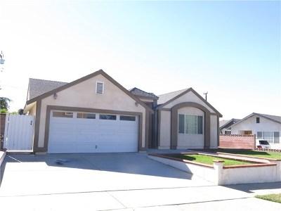 La Mirada Single Family Home For Sale: 14732 Grayville Drive