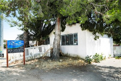 Fontana Single Family Home For Sale: 18053 Arrow Boulevard