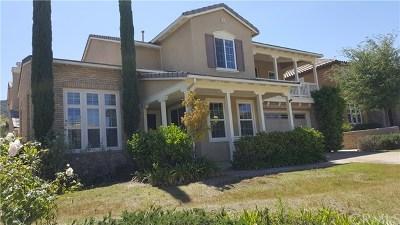 Corona Single Family Home For Sale: 7721 Sanctuary Drive
