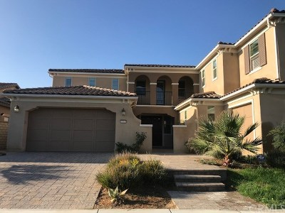 Eastvale Single Family Home Active Under Contract: 13165 Berts Way
