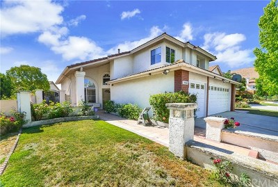 Chino Hills Single Family Home For Sale: 14665 Deep Creek Court