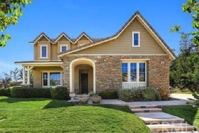 Rancho Cucamonga CA Single Family Home For Sale: $1,250,000