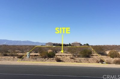 Victorville CA Residential Lots & Land For Sale: $649,999