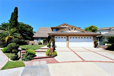 Hacienda Heights Single Family Home For Sale: 15301 Lillian Place
