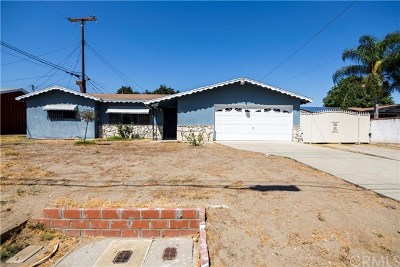Pomona Multi Family Home For Sale: 563 E Franklin Avenue