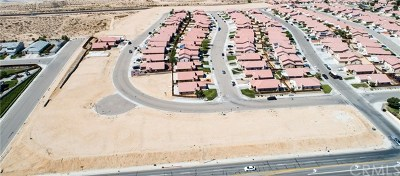 Victorville CA Residential Lots & Land For Sale: $893,000