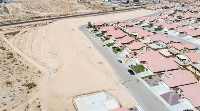 Victorville CA Residential Lots & Land For Sale: $712,000