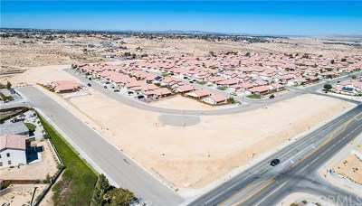 Victorville CA Residential Lots & Land For Sale: $1,605,000